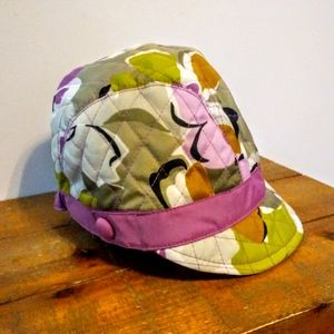 Vera Bradley Portobello Road Newsgirl Hat